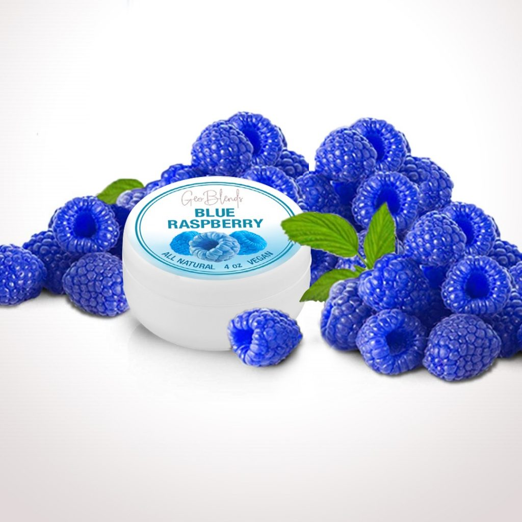 Blue Raspberry Body Butter of the Month